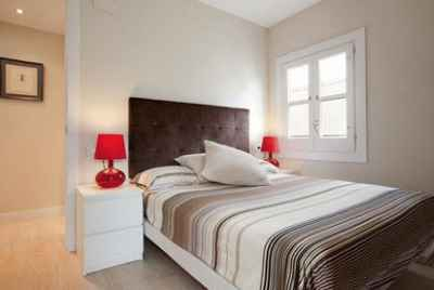 NOT AVALABLE FOR SALE. Elegant touristic apartments with tourist license in Barcelona Eixample district